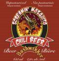 Bushwakker Screamin Mosquito Chili Beer
