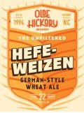 Olde Hickory Hefe-Weizen