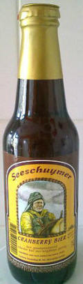 Seeschuymer Cranberry Bier