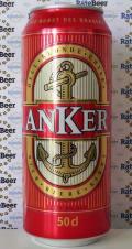 Swiss Beverage Anker - Pale Lager