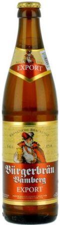 B�rgerbr�u Bamberg Export