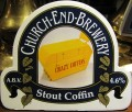 Church End Stout Coffin