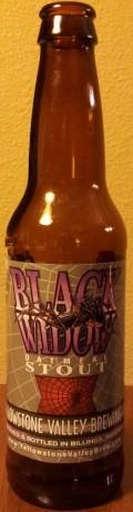 Yellowstone Valley Black Widow Oatmeal Stout