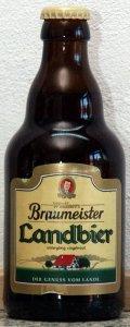 W�llner Braumeister Landbier