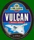 J.W. Lees Vulcan Wheat Beer - Golden Ale/Blond Ale