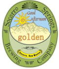 Socorro Springs Good Afternoon Golden Ale
