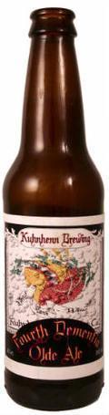Kuhnhenn Fourth Dementia (4D) Old Ale - Old Ale
