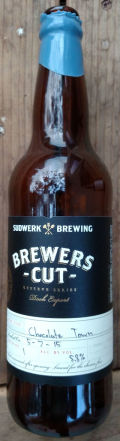 Sudwerk Brewers Cut: Chocolate Town
