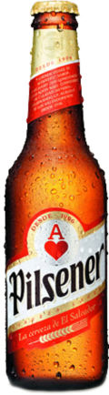 Pilsener of El Salvador