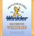 Winkler Berchinger Weissbier
