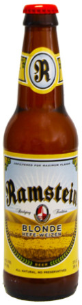 Ramstein Blonde  - German Hefeweizen