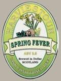 Harviestoun Spring Fever  - Golden Ale/Blond Ale