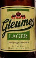 Gleumes Oberg�rig (Lager)