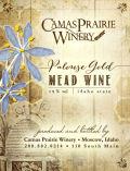 Camas Prairie Palouse Gold Mead