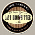 York Last Drop Bitter