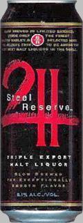 Steel Reserve 211 Triple Export