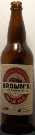 Troy Trojan Pale Ale