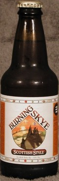 Empyrean Burning Skye Scottish Ale