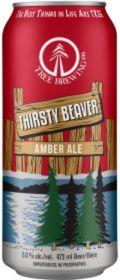 Tree Thirsty Beaver Amber