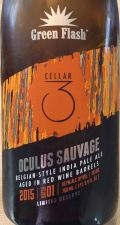 Green Flash Cellar 3 Series: Oculus Sauvage