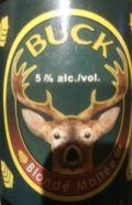 Multi-Brasses Buck Blonde Malt�e - Golden Ale/Blond Ale