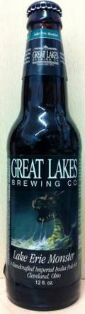 Great Lakes Lake Erie Monster Imperial IPA - Imperial IPA