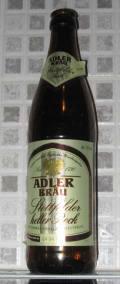 Adler Br�u Stettfelder Heller Bock