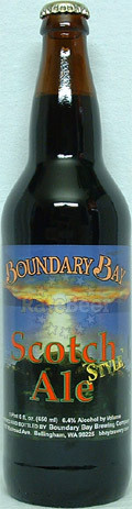 Boundary Bay Scotch Ale