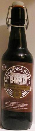 Dobřanské Pivo Dobřanská Hvězda Tmavý Speciál 14%