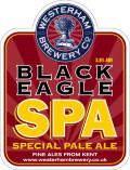 Westerham Black Eagle SPA - Bitter