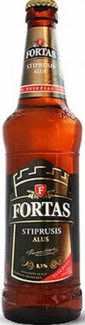 Fortas Stiprusis - Imperial Pils/Strong Pale Lager