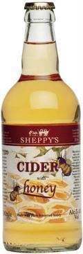 Sheppy�s Cider With Honey (Bottle)