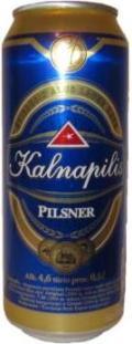 Kalnapilis Pilsner