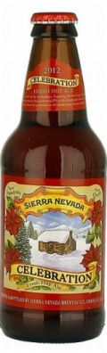 Sierra Nevada Celebration Ale - India Pale Ale (IPA)