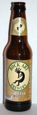 Rock Art Whitetail Ale