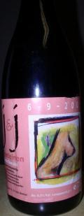 3 Fonteinen J & J Oude Geuze Roze - Lambic Style - Gueuze