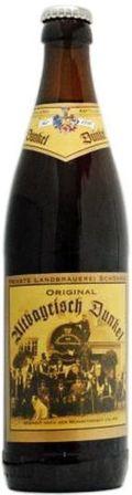 Sch�nramer Original Altbayrisch Dunkel