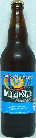 Elysian B�te Blanche Belgian Tripel (2000 - 2010) - Abbey Tripel