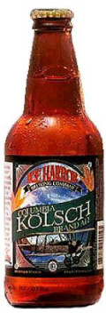 Ice Harbor Columbia K�lsch Brand Ale