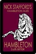 Hambleton Bitter - Bitter