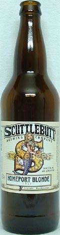 Scuttlebutt Homeport Blonde