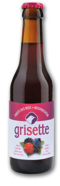 Grisette Fruits des Bois - Fruit Beer