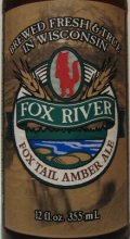Fox River Fox Tail Amber Ale