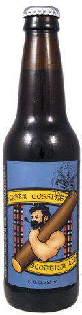 Fox River Caber Tossing Scottish Ale