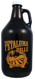 Petaluma Hills Rivertown Brown