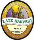 Harviestoun Late Harvest - Golden Ale/Blond Ale