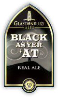 Glastonbury Black As Yer At