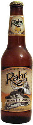 Rahr & Sons Blonde Lager