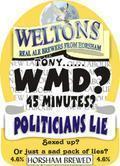 Weltons Politicians Lie