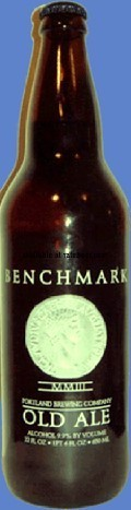 Portland Brewing Benchmark Old Ale